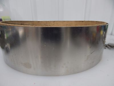 301 Stainless Steel .01 Thick 4.75 Wide 10lbs Sheet Strip Shim Stock 4-34 304