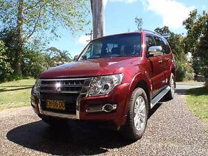 Pajero GLX 2016 Capital Hill South Canberra Preview