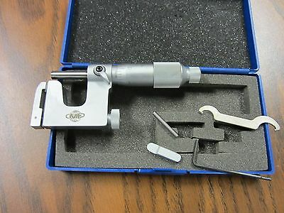 0-1 Multi-anvil Micrometeruni-mike0.0001 Grad.carbide Tippart431-532--new