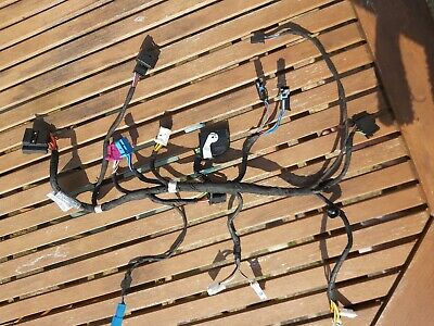 BMW SEAT WIRING LOOM HARNESS CABLE WIRE 6943505-04