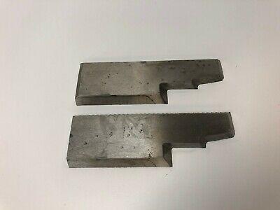 Lock Edge Raised Panel Shaper Cutters 1 12 Tall Wkw Knife Stock