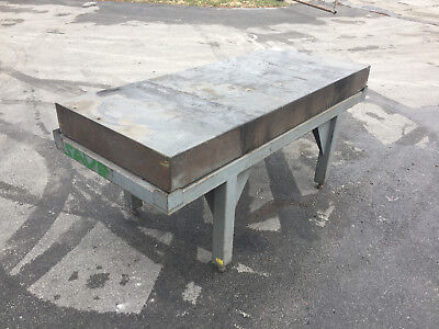 Doall Surface Table 72 X 30 X 6 .0006 Accuracy