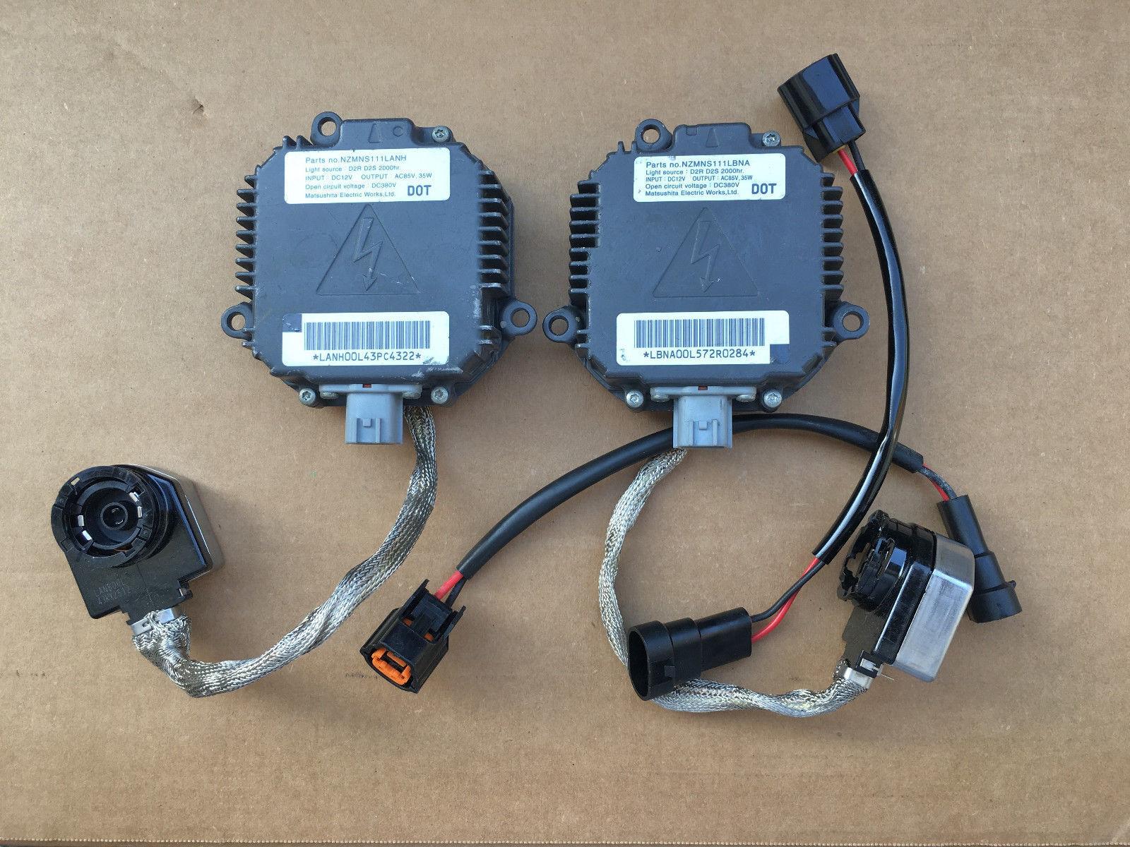 2004 Nissan Maxima Headlight Wiring Harness : Nissan z xenon headlight wiring harness