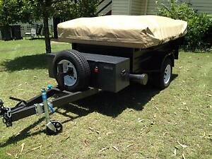 Oztrail Zenith Semi Off Road Camper Trailer Tarragindi Brisbane South West Preview