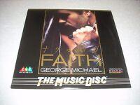 George Michael / Faith Usa Laserdisc -  - ebay.it