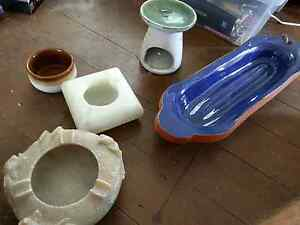 Candle holders/ash tray Margate Redcliffe Area Preview
