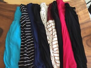Long sleeve tops - size M