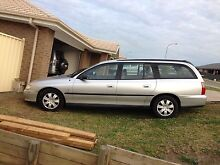 2002 Holden Commodore Wagon Muswellbrook Muswellbrook Area Preview