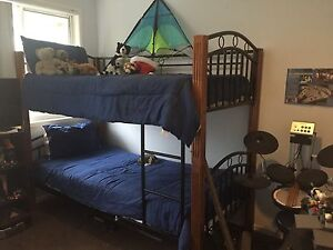 Single bunk bed Mermaid Waters Gold Coast City Preview