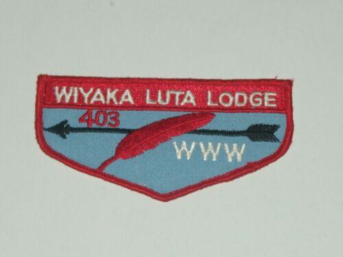 OA lodge 403 F2