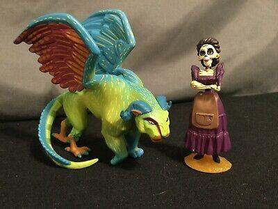 Disney Pixar Coco Figure lot Pepita & Mama Imelda nn