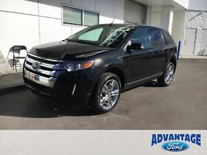 2014 Ford Edge SEL Accident-Free. V6.