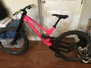 Mint downhill bike for sale