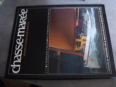$$n revue chasse-marée n°127 100ans almanach  cat-boat baie de morlaix  plate