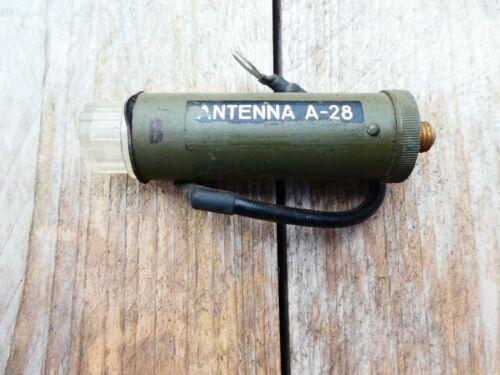 ANTENNA A28 BC-1000 SIGNAL CORPS WWII RADIO SCR-300