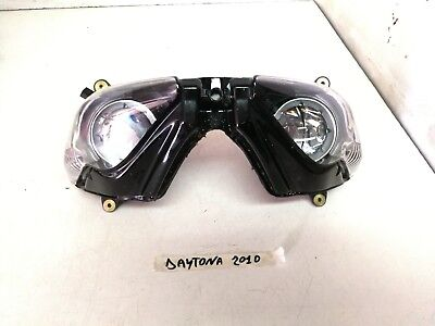 HEADLIGHT ORIGINAL TRIUMPH DAYTONA 675 2010