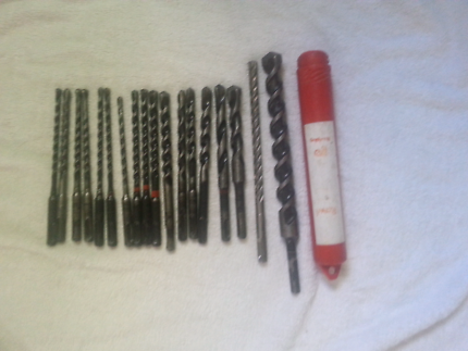 DRILLS BITS for HILTY drill Made in GERMANY