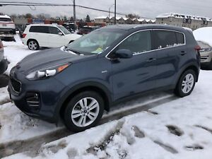 2018 Kia Sportage LX, Automatic, Back Up Camera, Heated Seats, A