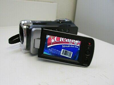 Samsung HD CMOS Sensor 52X Camcorder HMX-F90 Black