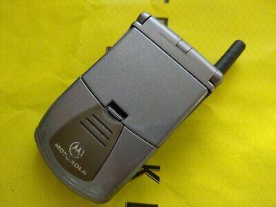 Motorola M6088 StarTAC First Flip Phone Rare Retro Collectors