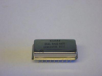 K1135aa Motorola Crystal Oscillator Dual Baud Rate Generator