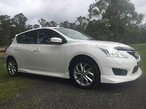 2013 Nissan Pulsar Hatchback SSS Lilydale Yarra Ranges Preview