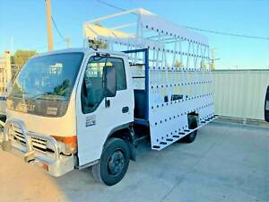 Isuzu NQR 450 Glass Truck - Low kms with RWC and Rego Campbellfield Hume Area Preview