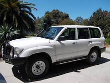 TOYOTA LANDCRUISER WAGON 2006  6 CLY 5 SPEED 130,000K,REAL BEAUTY Maida Vale Kalamunda Area Preview