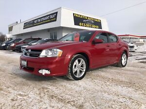 2013 Dodge Avenger SXT- WWW.PAULETTEAUTO.COM  SAVE TODAY!!