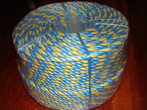 TELSTRA ROPE HUGE 250 METRE COIL ~STRONG~General all purpose~FLAT POSTAGE AUST