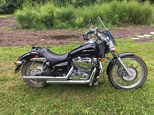 2010 Honda shadow 750