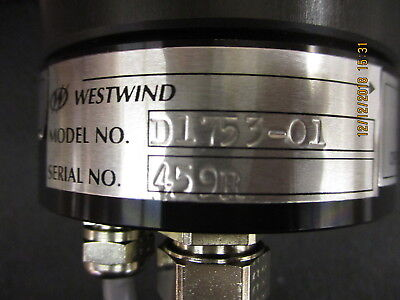 D1753-01 Westwind Air Bearing Scanning Spindle Brand New