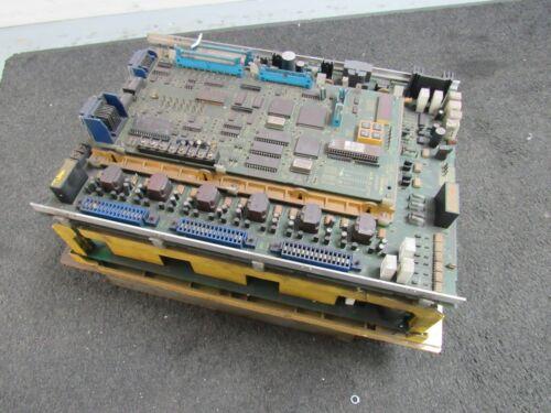 Fanuc Ac Spindle Servo Unit A06b-6064-h313#h550