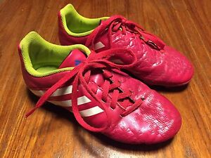 Adidas Predator Girls Outdoor Soccer Shoes