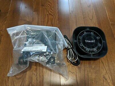 Whelen Sa315p Siren Speaker Whelen Sak37 Mount For 2011 - 2020 Dodge Charger