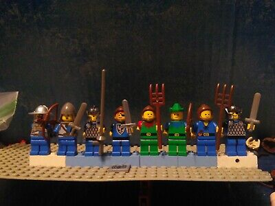 Lego vintage knights lot#2(8)