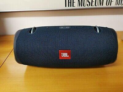 JBL Xtreme 2 Bluetooth Tragbarer Lautsprecher Blau, Wasserfest NEU