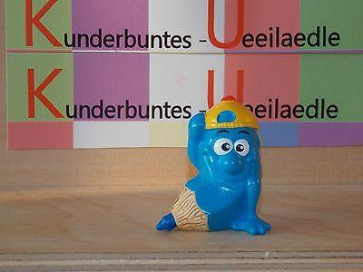 Neues von der verrückten Schreibtischbande   D  2003 Stummelstift in blau