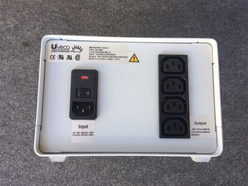 GE LUNAR PRODIGY 8545 EXTERNAL POWER SUPPLY