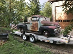 Wanted; 1951 1952 Ford F1 Pickup whole or part