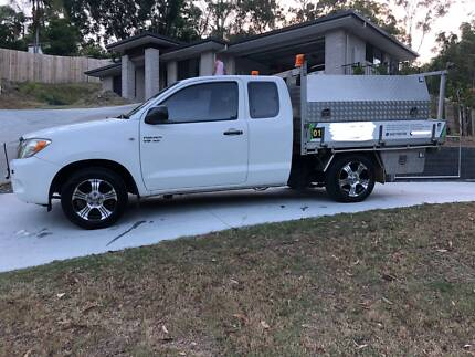2008 Toyota Hilux Extra Cab Mudgeeraba Gold Coast South Preview