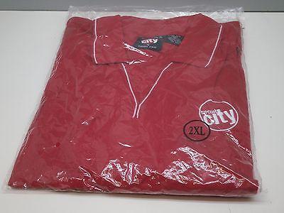 Halloween Shirts Womens (Circuit City Red Employee Uniform Polo Shirt Halloween Costume Female Womens)