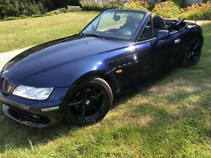 """BUCKET LIST"" 1998 BMW Z3 Roadster"