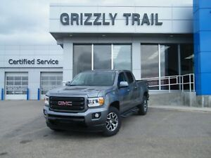 2019 GMC Canyon All Terrain w/Leather PERFECT FOR THE OUTDOOR...