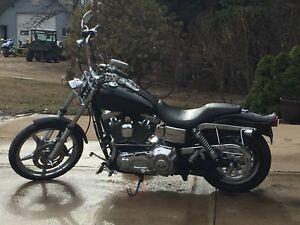 2005 Harley Davidson Dyna Wideglide