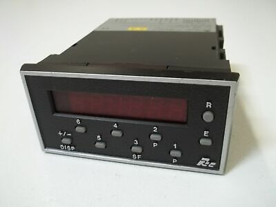 Red Lion Controls Gem52101 Counter Used