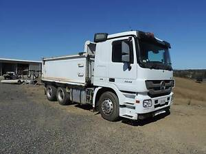 Mercedes-Benz 2648 Actros 6x4 Tipper (As new Condition) Childers Bundaberg Surrounds Preview