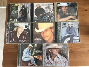 Cd musique country 3$ chaque