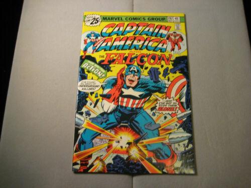 Captain America #197 (1976, Marvel)