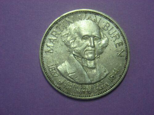 Martin Van Buren Presidential Coin President U.S